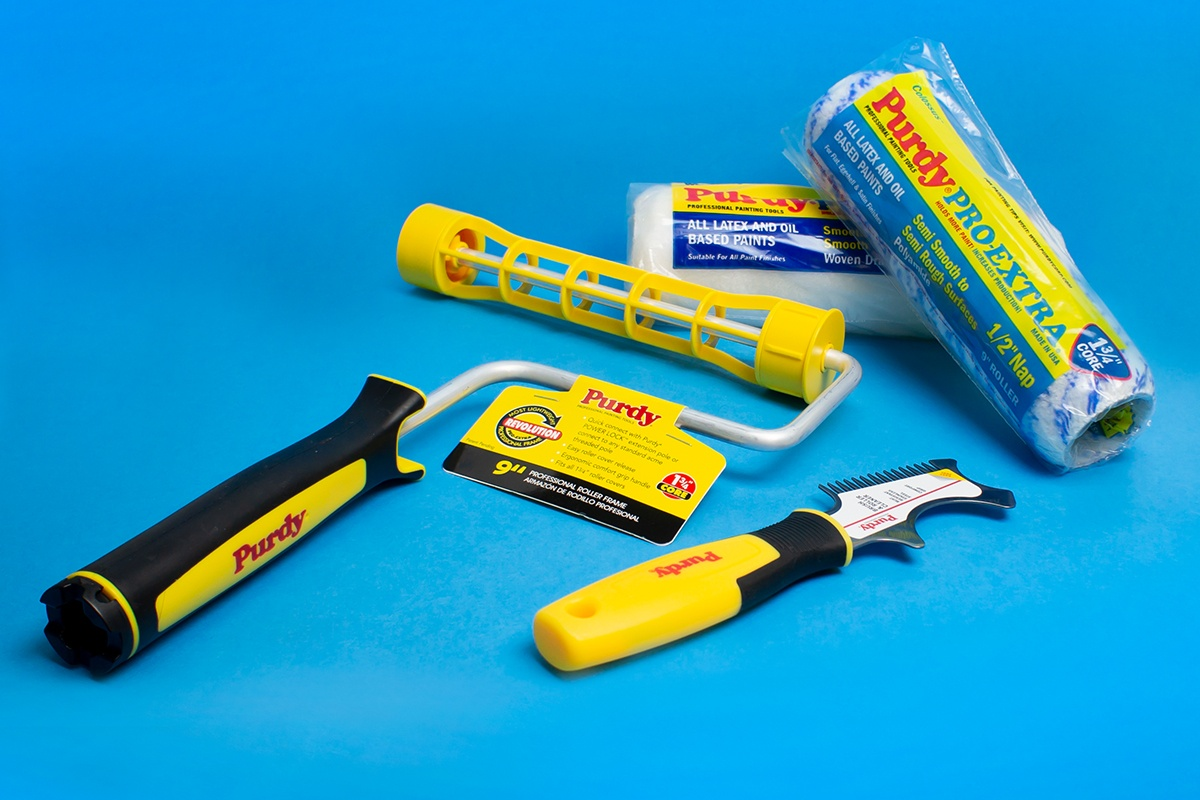 Univar to distribute Purdy Painting Tools