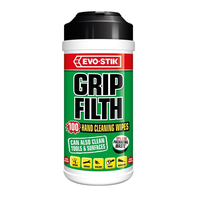 EVO-STIK Grip Filth Wipes 30608612