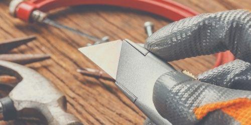 OX Tools Knives