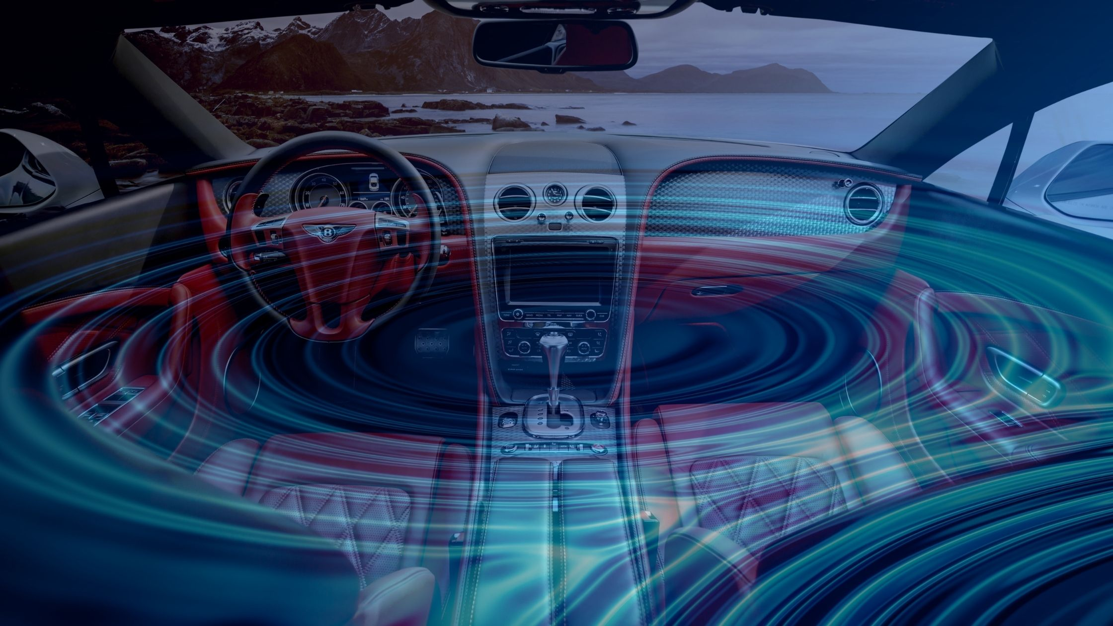 Are you listening carefully? - How to reduce vehicle noise, vibration and harshness.