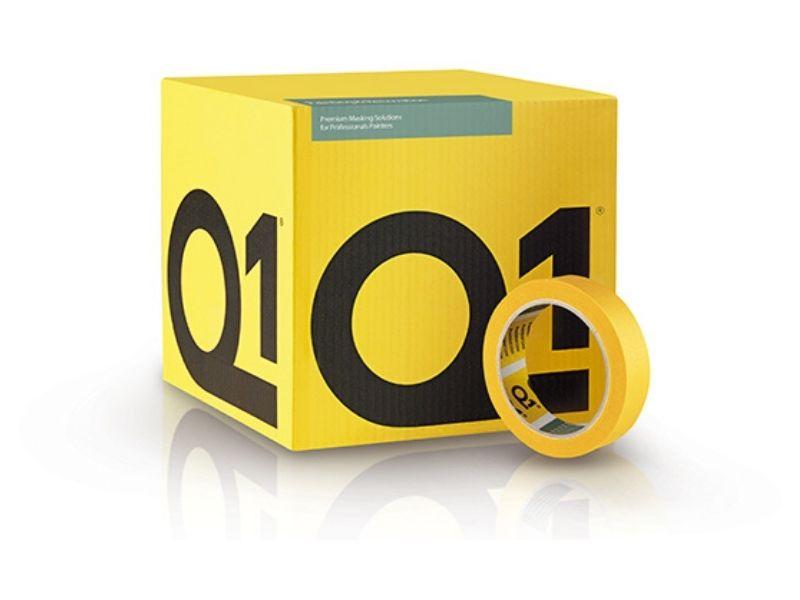 Q1 Precision line masking tapes