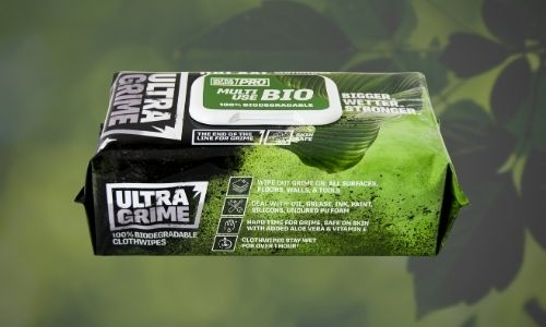 Ultra Grime Eco Cleaning Wipes